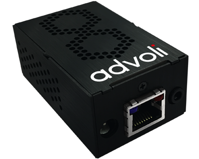 advoli RA1 Performance HDBaseT Receiver