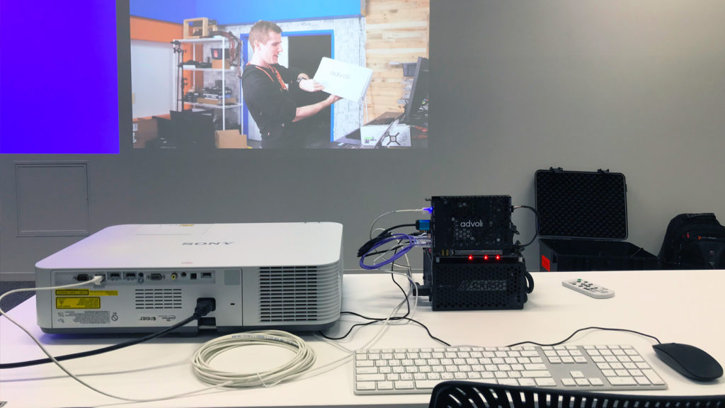 TC1 Extreme gives full controls of Sony projectors with ethernet and UART. Showing some love to Linus Tech Tips.
